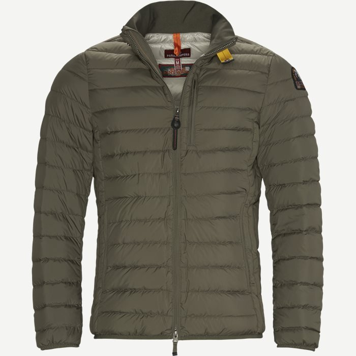 Ugo Down Jacket - Jakker - Regular - Army