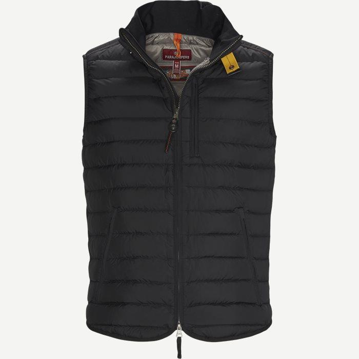 Vests - Regular - Black
