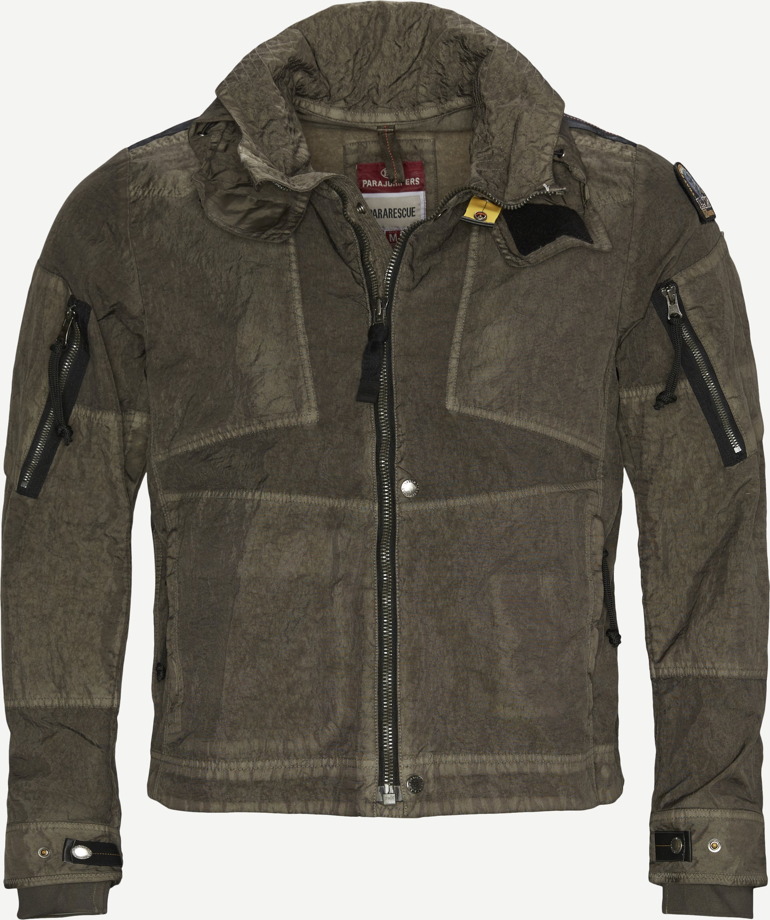 Neptune Jacket - Jakker - Regular - Army