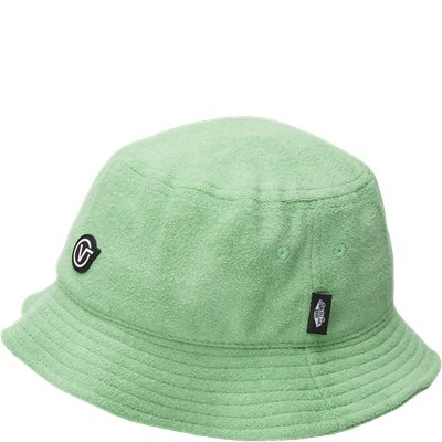 Terry Cloth Bucket Hat Terry Cloth Bucket Hat | Grøn