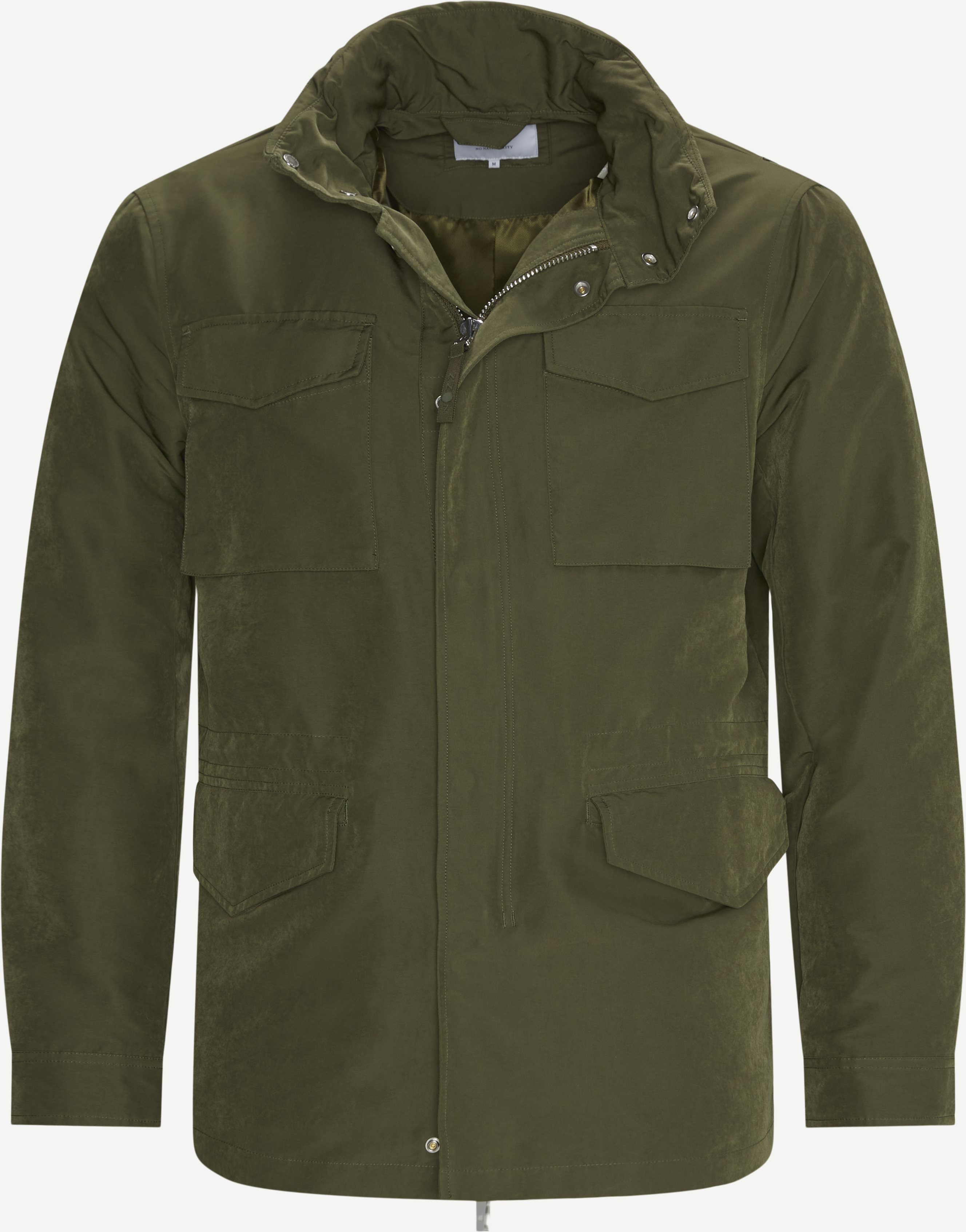 Field Jacket - Jakker - Regular - Army