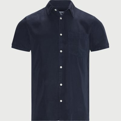 Short-sleeved shirts | Blue