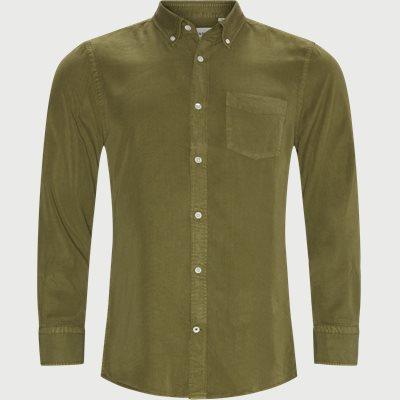 Regular fit | Hemden | Grün