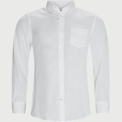 Manza Shirt Regular fit | Manza Shirt | Hvid