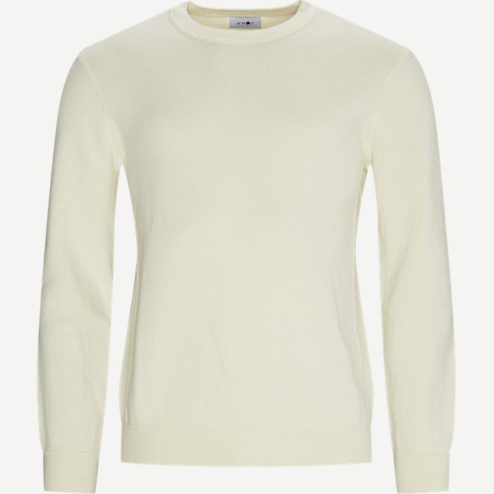 Luis Crewneck Sweatshirt - Sweatshirts - Regular - Sand