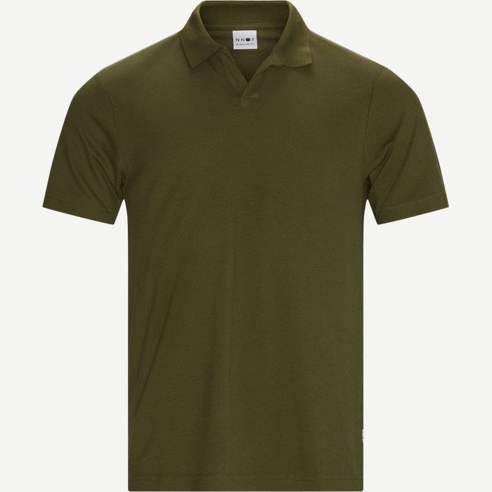 Paul Polo T-shirt - T-shirts - Regular - Army