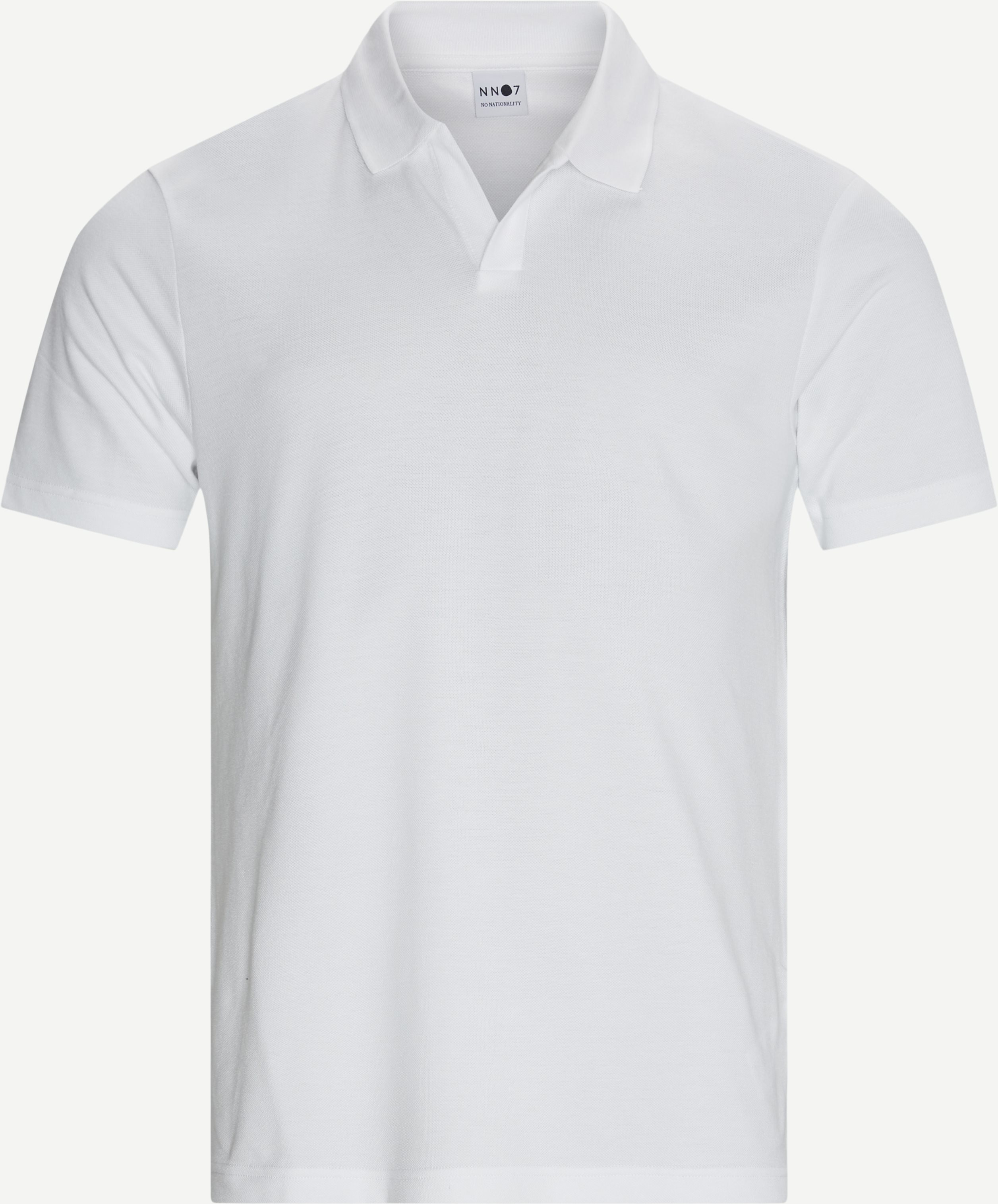 Paul Polo T-shirt - T-shirts - Regular - Vit