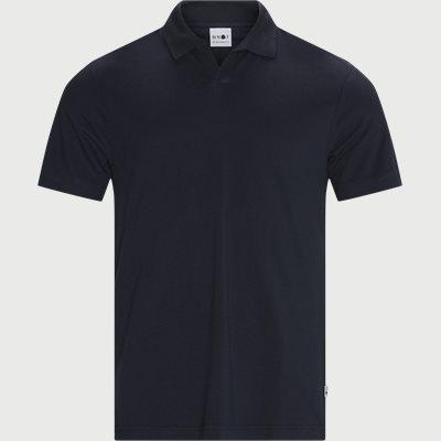 Paul Polo T-shirt Regular fit | Paul Polo T-shirt | Blå