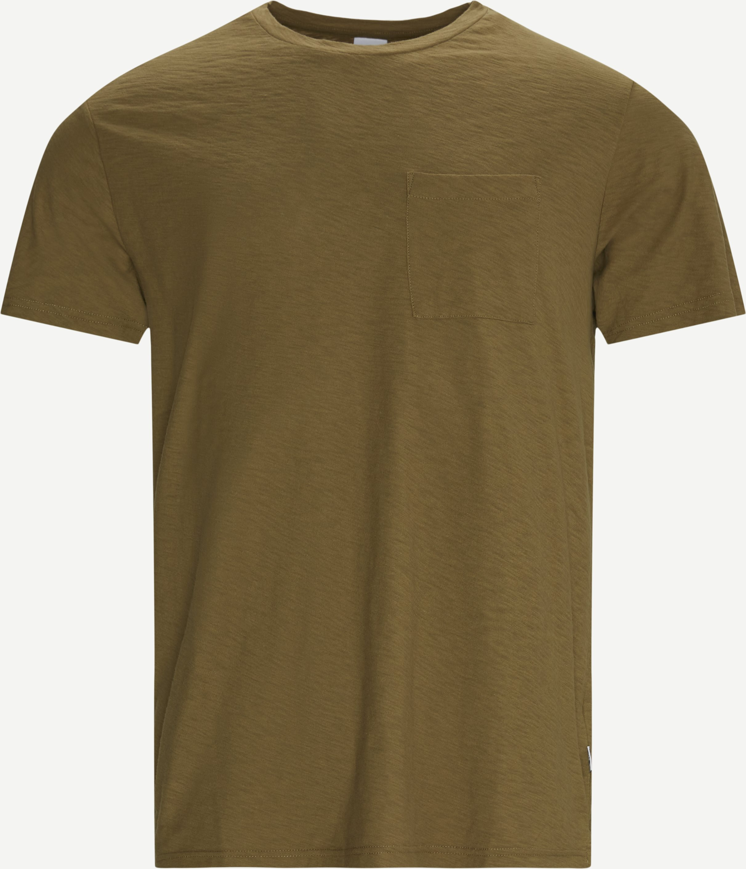 Aspen Tee - T-shirts - Regular - Armé