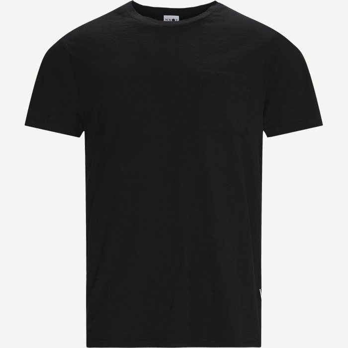 Aspen Tee - T-shirts - Regular - Svart