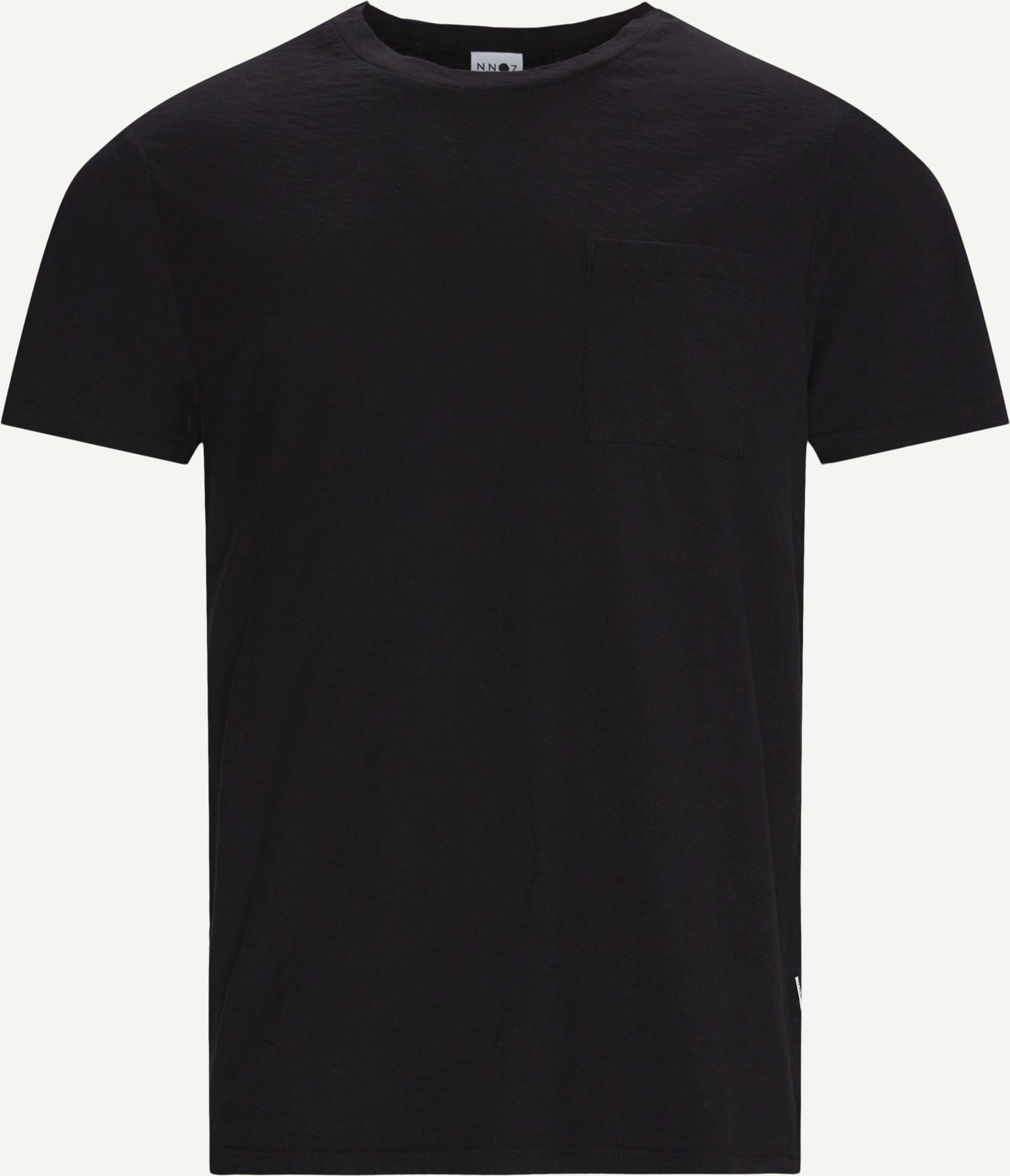 T-Shirts - Regular - Schwarz