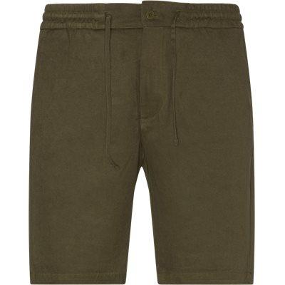 Seb Shorts Regular fit   Seb Shorts   Army