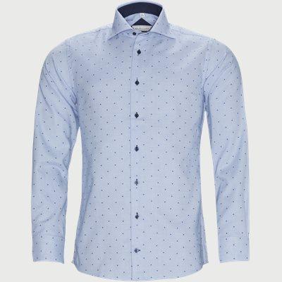 Skjortor   Blå