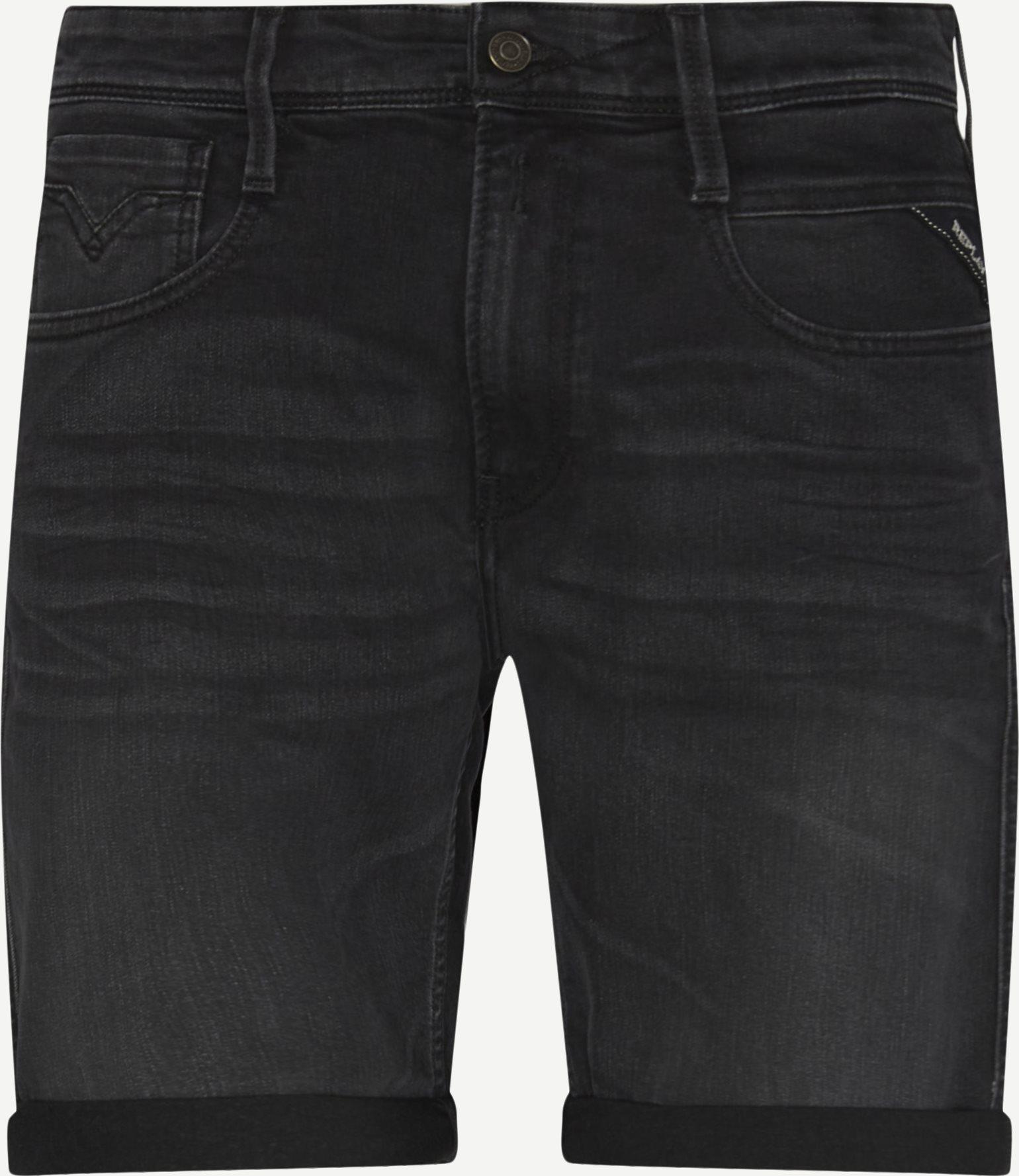 MA996N Shorts - Shorts - Regular - Svart
