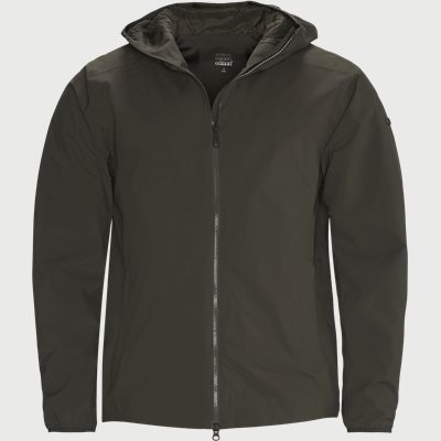 Hood Jacket Regular fit | Hood Jacket | Army
