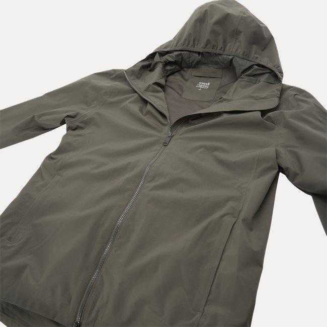 Hood Jacket
