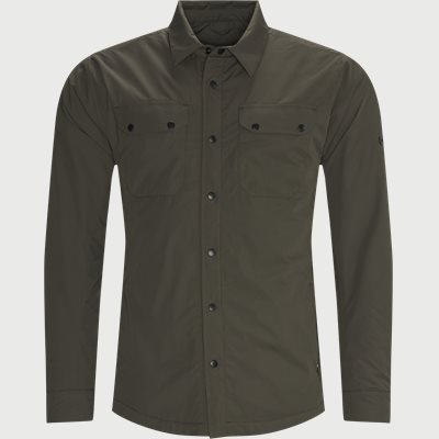 Move Polyester Shirt Regular | Move Polyester Shirt | Army