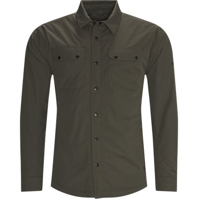 Move Polyester Shirt Regular fit   Move Polyester Shirt   Army