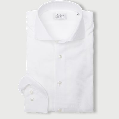 Slim fit | Shirts | White