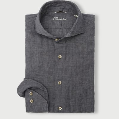Linen Shirt Linen Shirt | Grå