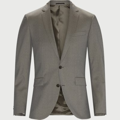James Blazer Slim fit | James Blazer | Grå