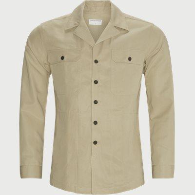 Frencesco Skjorte Regular fit | Frencesco Skjorte | Sand