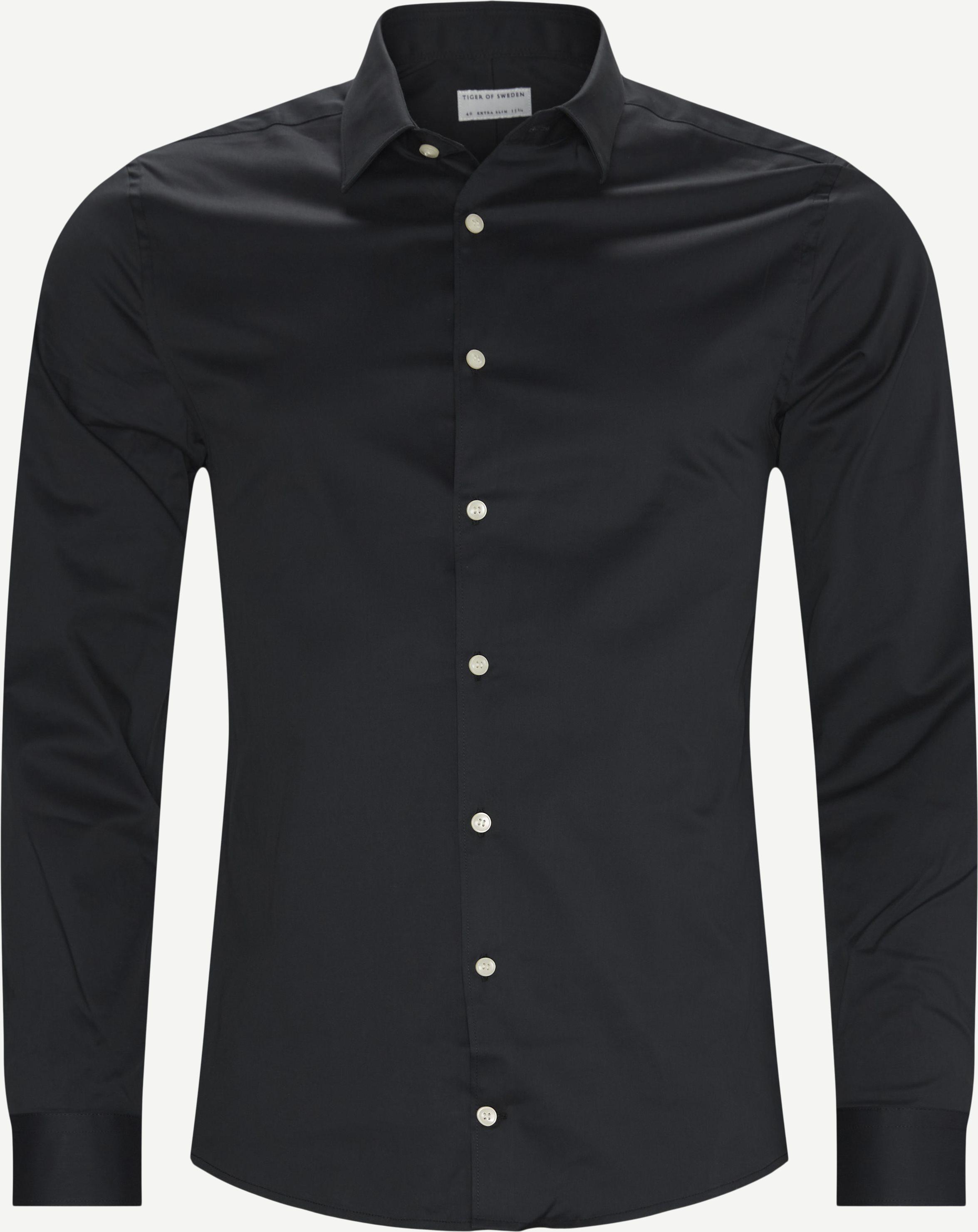 Shirts - Slim - Army