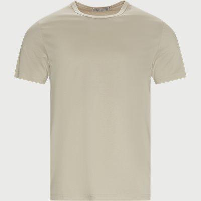 Olaf T-shirt Regular fit | Olaf T-shirt | Sand