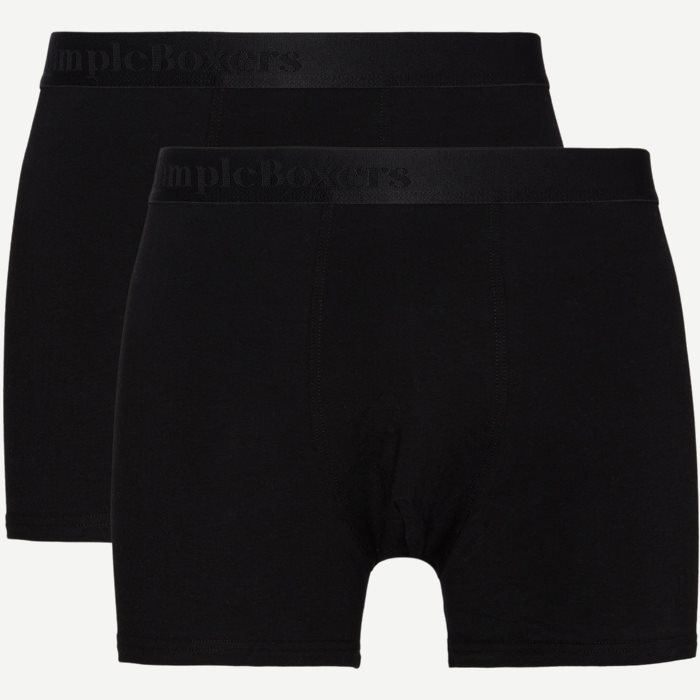 2-Pack Bambus Tights - Underwear - Regular - Black