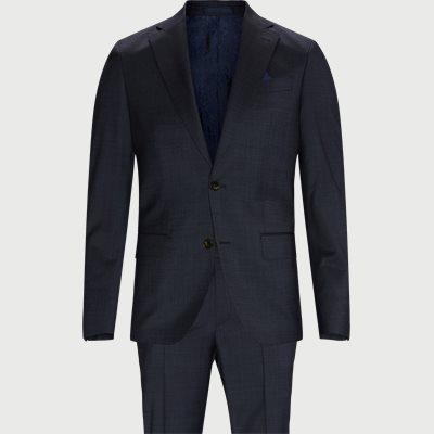 Slim | Kostymer | Blå