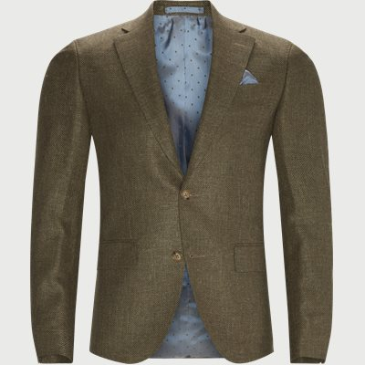 Slim fit | Blazer | Sand