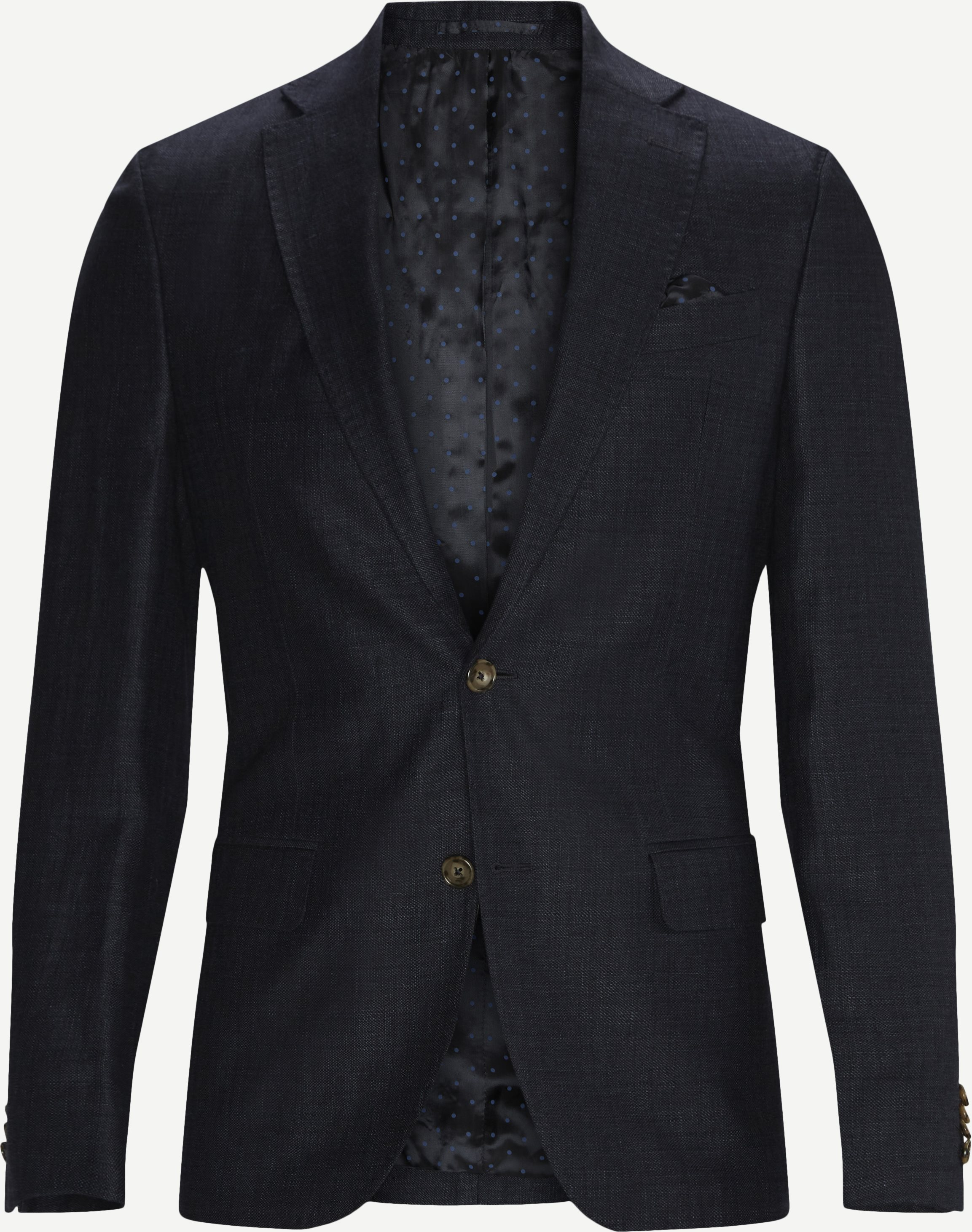 Blazer - Slim fit - Blå