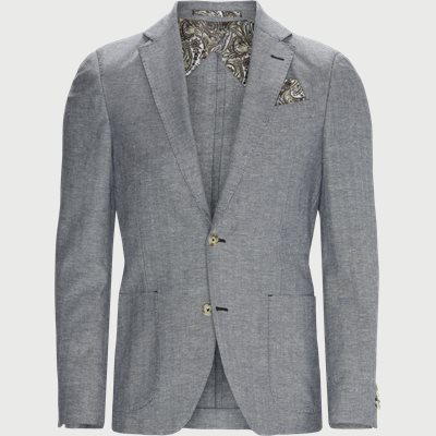 Star Easy Blazer Slim fit | Star Easy Blazer | Blå