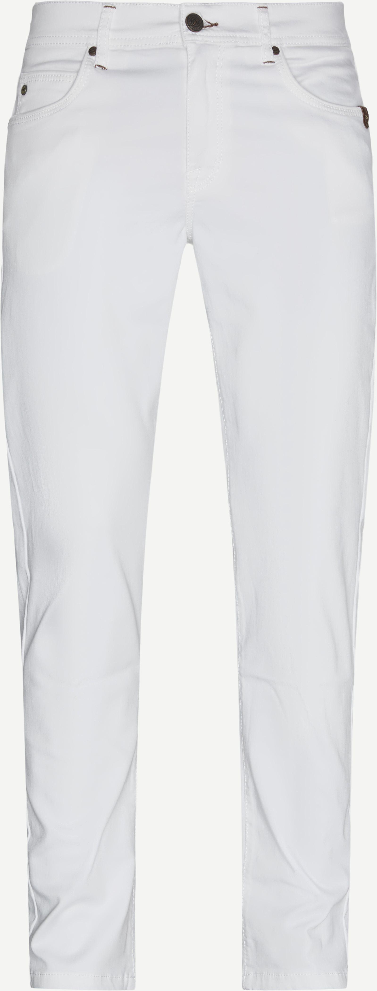 Jeans - Vit