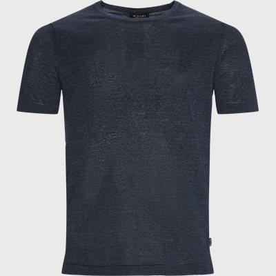 Regular fit   T-Shirts   Blau