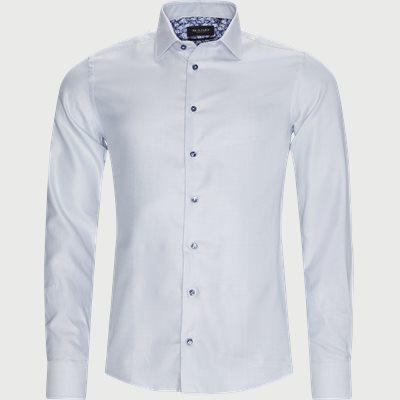 Iver 2 Trim Skjorte Slim fit | Iver 2 Trim Skjorte | Blå
