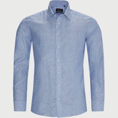 Iver 2 Soft Skjorte Slim fit | Iver 2 Soft Skjorte | Blå