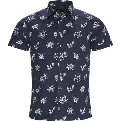 Short-sleeved shirts | Blue