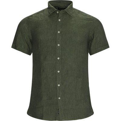 Short-sleeved shirts | Green