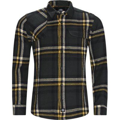 Prestonburg Skjorte Regular | Prestonburg Skjorte | Grøn
