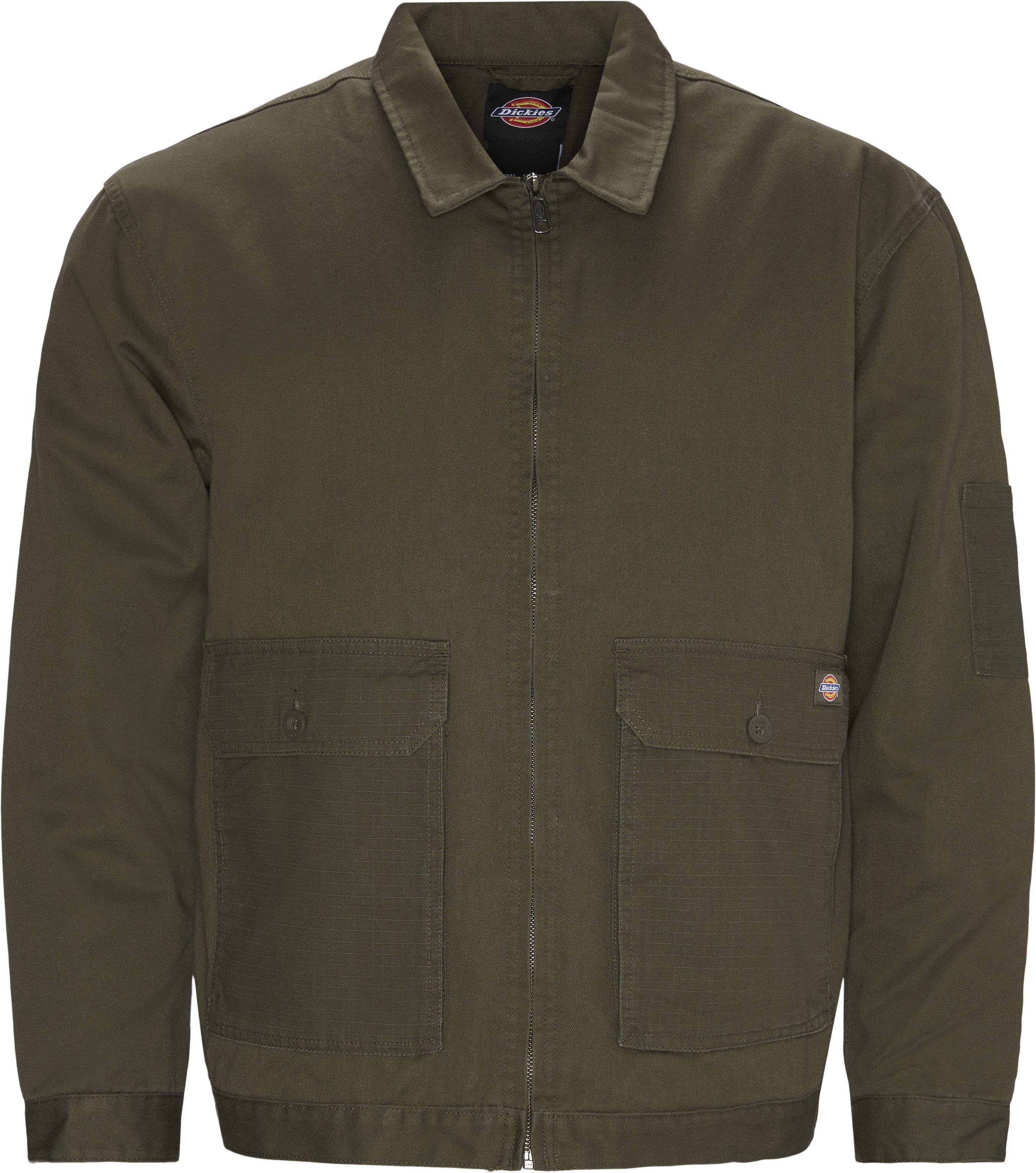 Utility Eisenhower Jacket - Jackets - Army