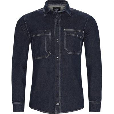 Paincourtville Denim Shirt Regular | Paincourtville Denim Shirt | Denim