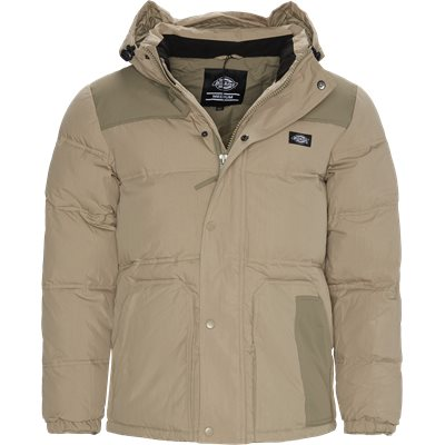 Lockport Puffa Jacket Regular | Lockport Puffa Jacket | Sand