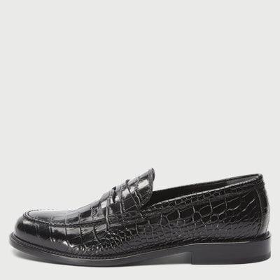 Loafers Loafers | Sort