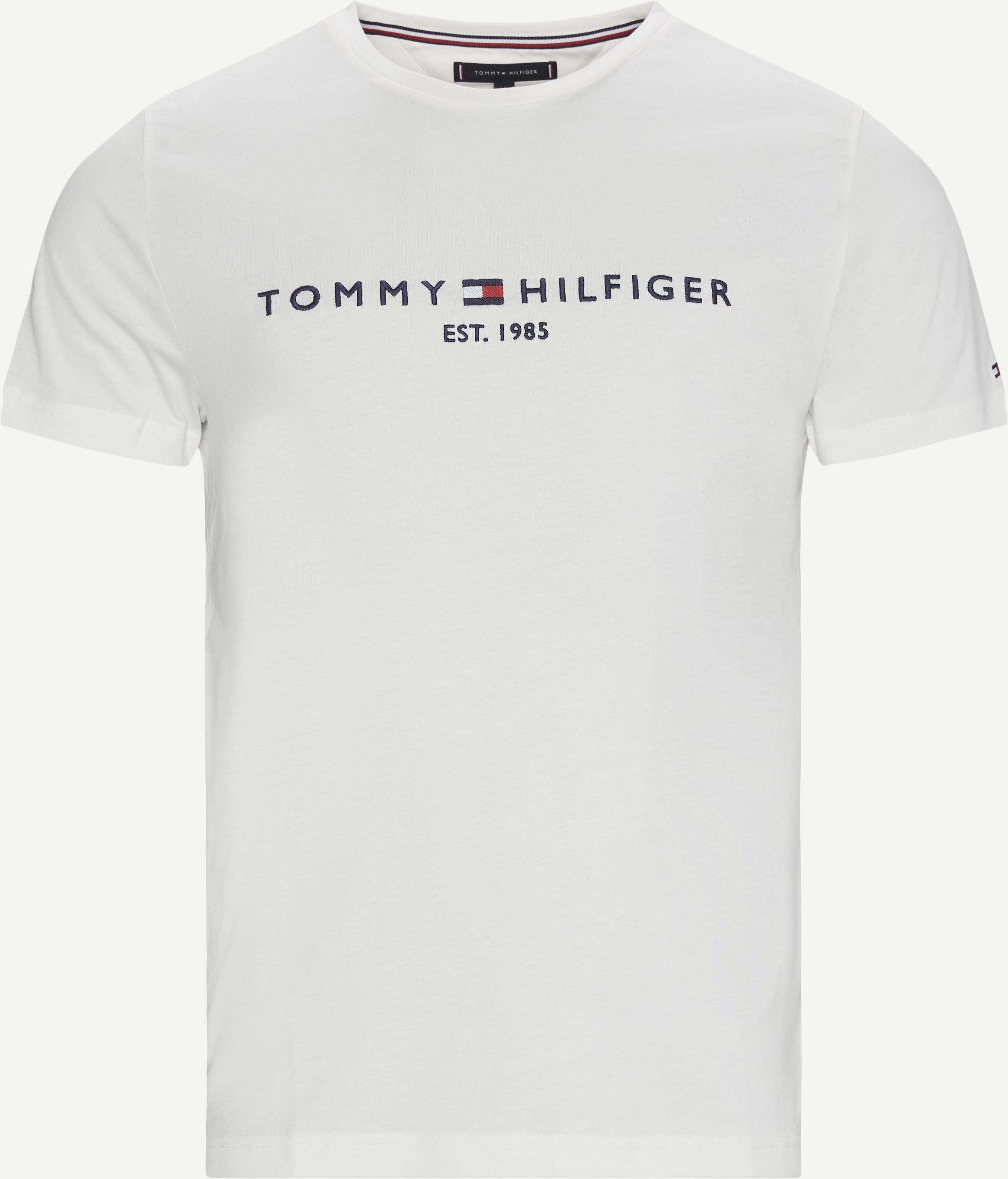 Core T-shirt - T-shirts - Regular fit - Hvid