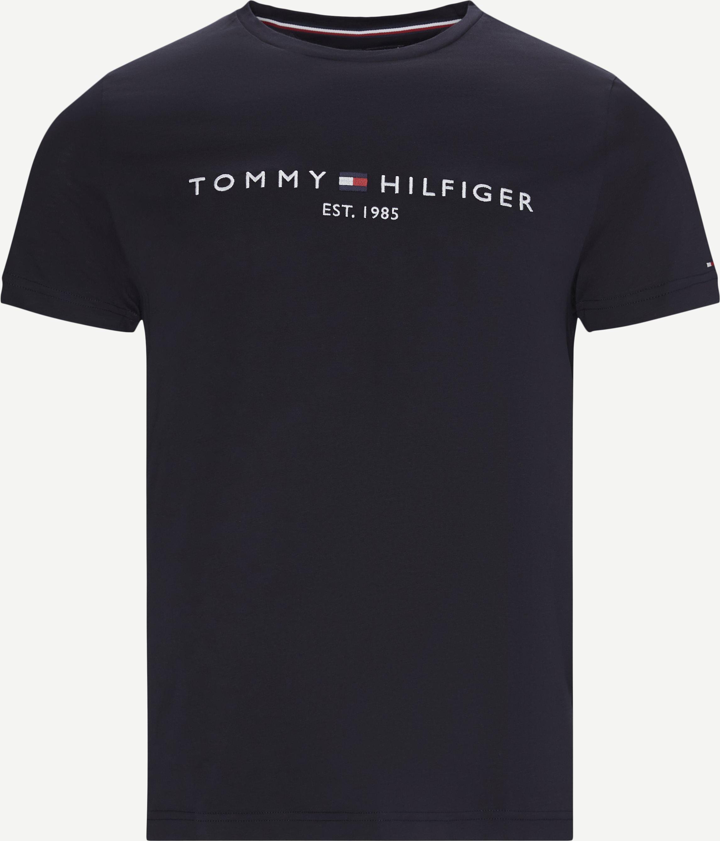 Core T-shirt - T-shirts - Regular fit - Blå