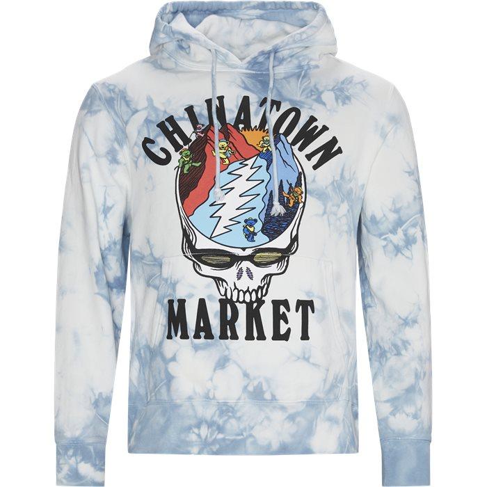 Sweatshirts - Blå