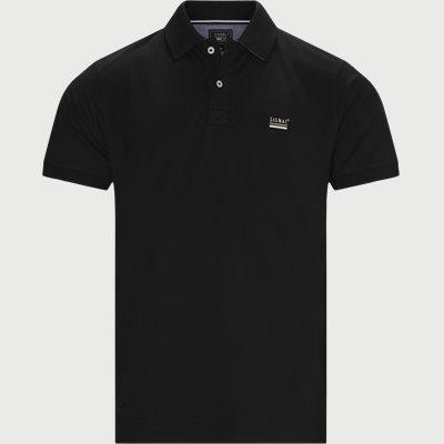 Regular fit | T-Shirts | Schwarz