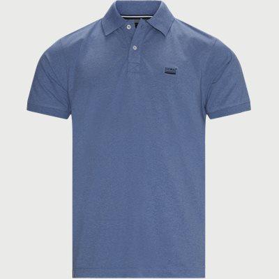 Nors Polo T-shirt Regular fit | Nors Polo T-shirt | Blå