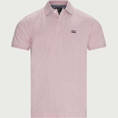 Nors Polo T-shirt Regular | Nors Polo T-shirt | Pink